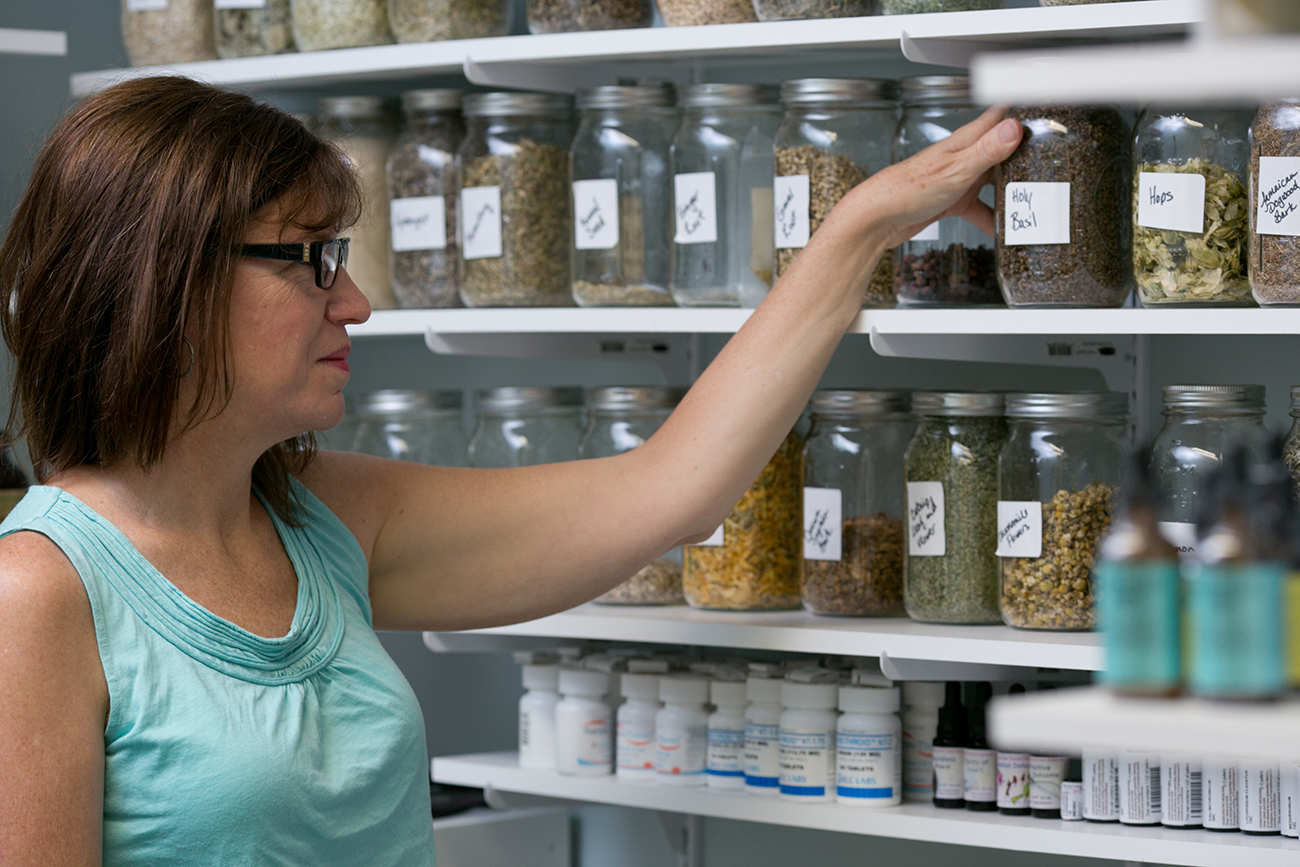 Herbal Medicine at Elemental Medicine in Rochester NH