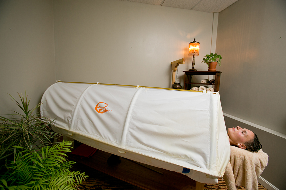 Swedhana treatment at Elemental Medicine in Rochester, NH