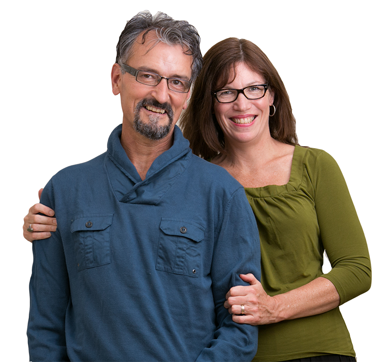 Dr. George Savastio and Dr. Beth Devlin